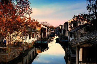 canals in china