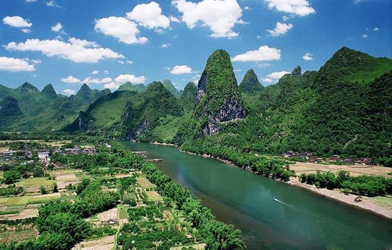 Li River Cruise-Guilin