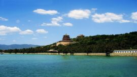 summer palace in china
