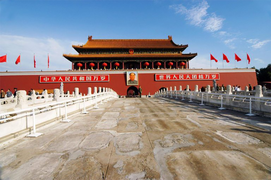 Tiananmen-Square-In-Beijing-China-resize