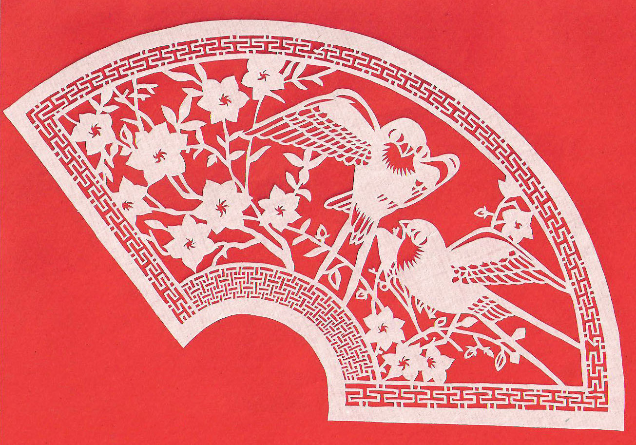 chinese paper cuts