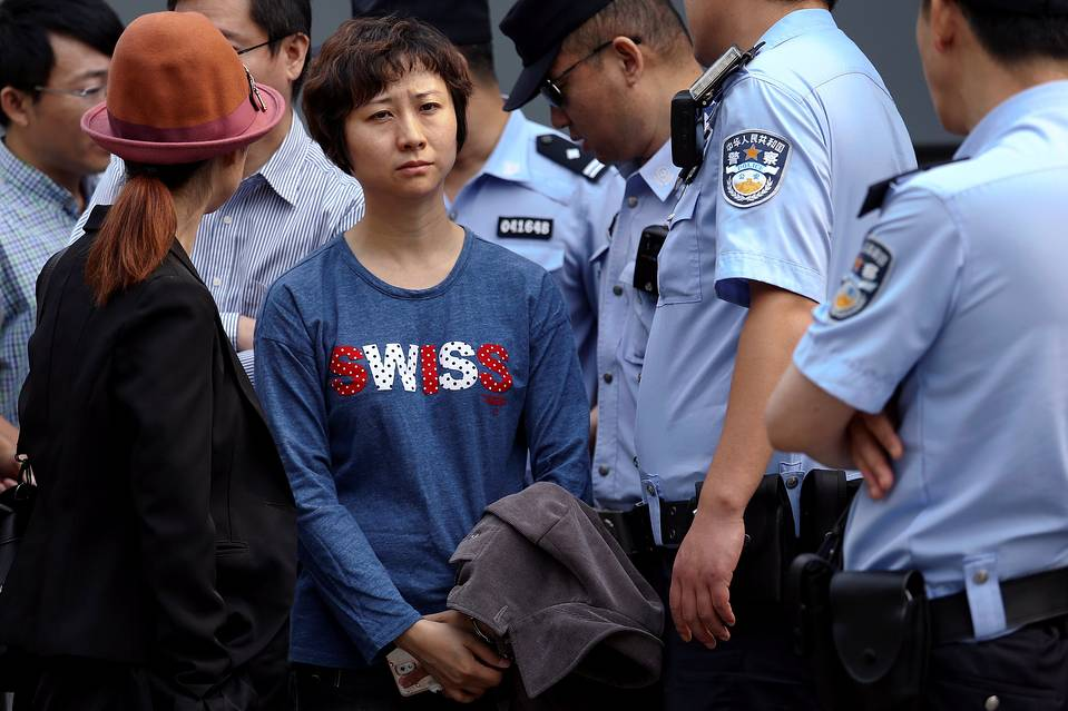 Source: http://www.wsj.com/articles/chinese-human-rights-lawyers-sentenced-to-12-years-in-jail-1474546727