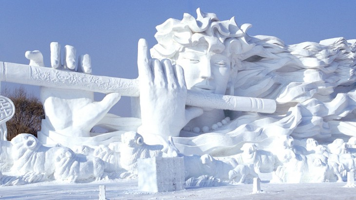 The Ultimate China Tour Guide To The Harbin Ice And Snow Festival