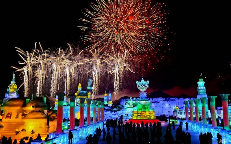 Guide to Harbin Ice and Snow Festival