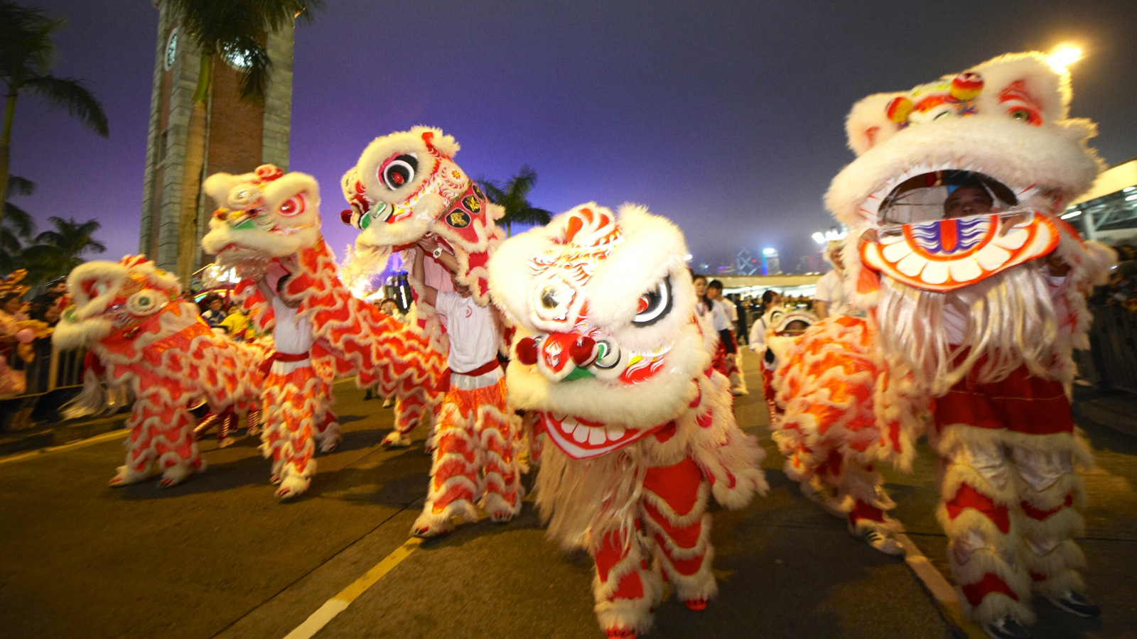 Best party cities in china for Chinese New Year