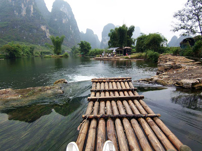 Sublime China's Ultimate Travel Guide To Bamboo Rafting