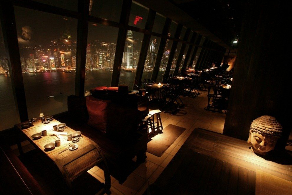 The 10 Most Romantic Restaurants in Hong Kong