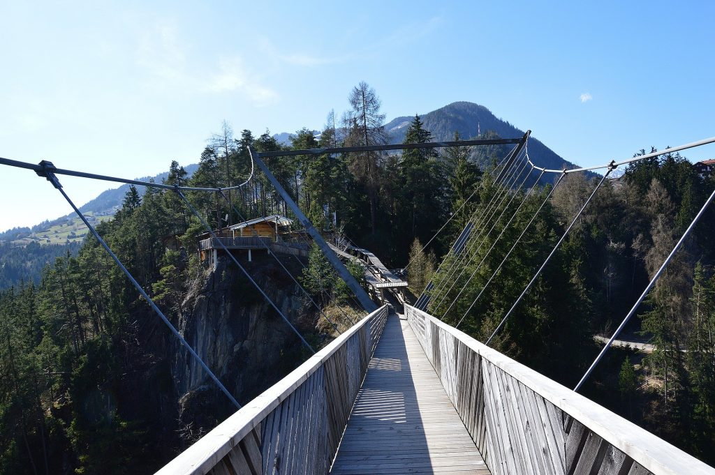 Bungee Jump off the Bridge