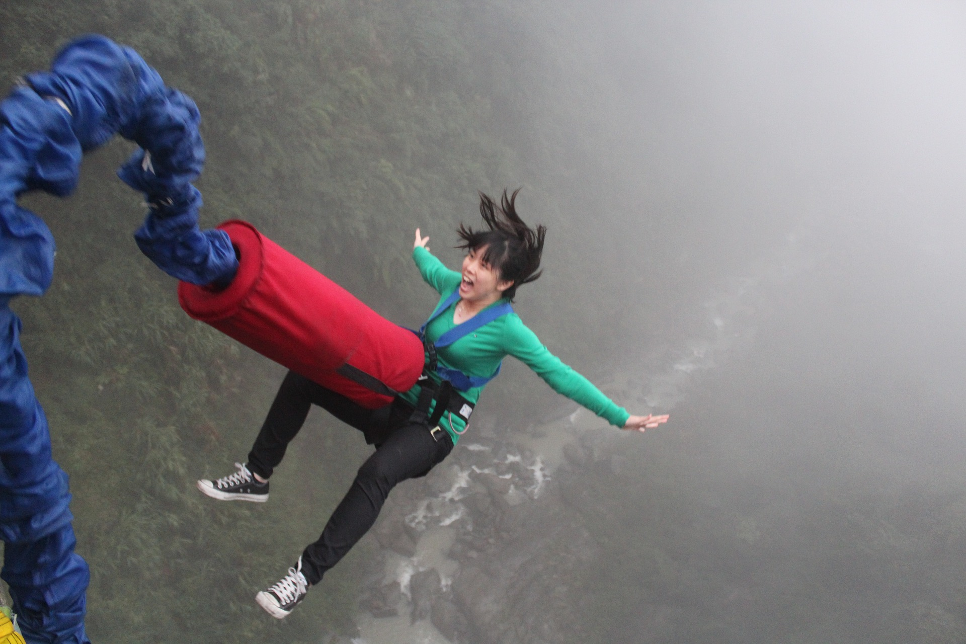 China Bungee Jumping