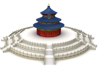 Temple of Heaven Structure