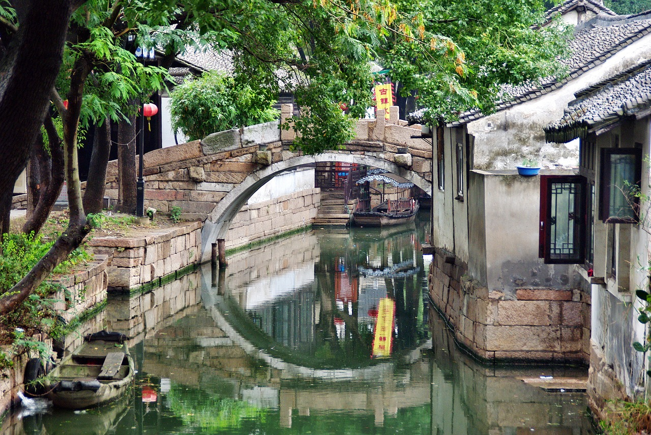 suzhou-waterways