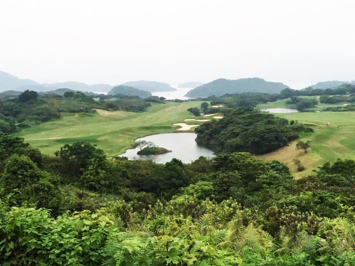 hong kong golf course