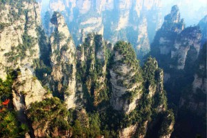 Zhangjiajia National Forest1